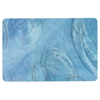 Blue lagoon Mat