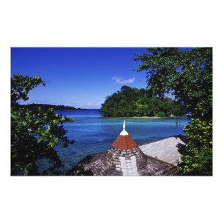 Blue Lagoon, Port Antonio, Jamaica Art Photo