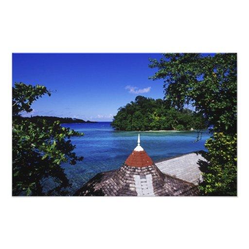 Blue Lagoon, Port Antonio, Jamaica Photo Print