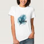 Blue Lantern Graphic 3 Tshirt