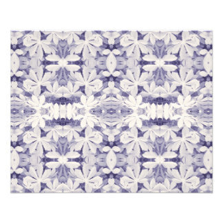 blue leaves close-up & pattern Thin Paper Bulk Buy