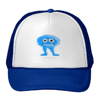 Blue Leggy Critter Mesh Hat