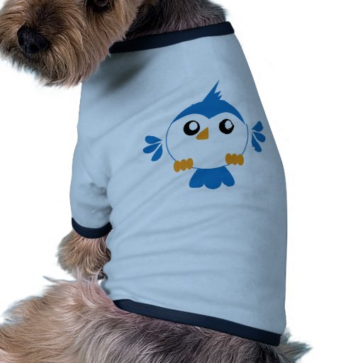 Blue Lil' Bird Dog T-shirt