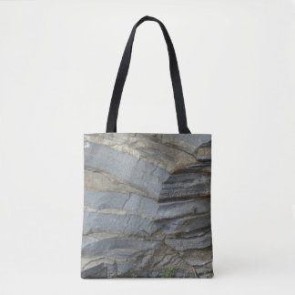 Blue Limestone Tote Bag