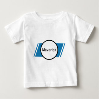 BLUE LINE: Maverick Baby T-Shirt