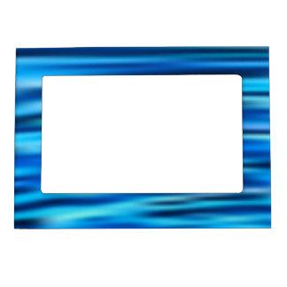 Blue Line Tussle Magnetic Frame