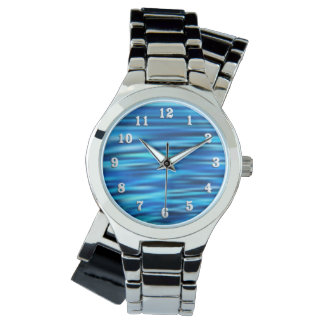 Blue Line Tussle Wristwatches