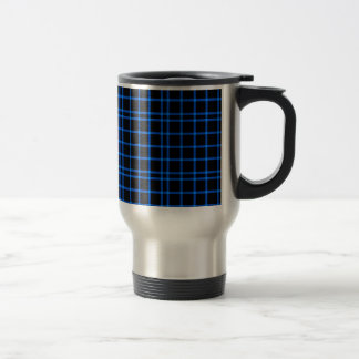Blue Lines Travel Mug
