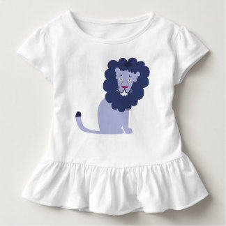 Blue lion blue toddler T-Shirt
