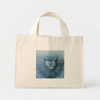 Blue Lion Tote bag.