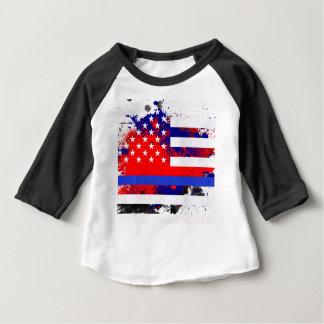 Blue Lives Matter Baby T-Shirt