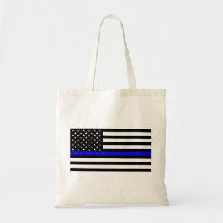 Blue Lives Matter - US Flag Police Thin Blue Line