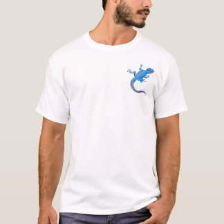 blue lizard T-Shirt