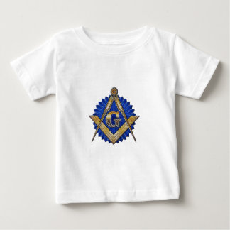 Blue Lodge Mason Baby T-Shirt