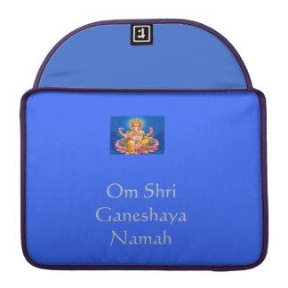 "Blue Lord Ganesh Macbook Pro 13"" Sleeve Sleeve For MacBooks"