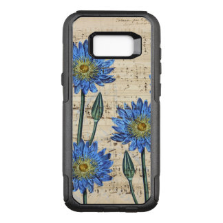 Blue Lotus Dream OtterBox Commuter Samsung Galaxy S8+ Case