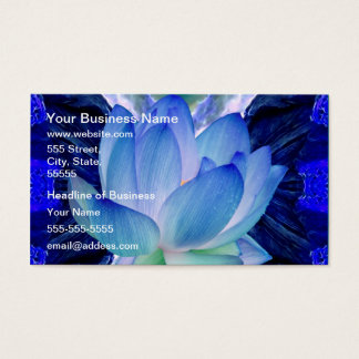 Blue lotus lily