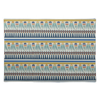 Blue lotus motif of Pairy Placemat