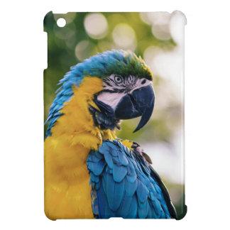 Blue Macaw Case Savvy Glossy iPad Mini Case
