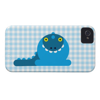 Blue Mad Dragon Blackberry Bold Covers