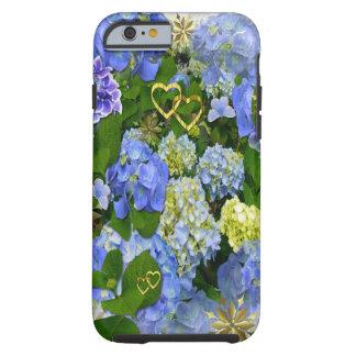 Blue Magnolia's Case-Mate Tough iPhone 6 Case