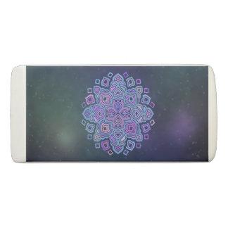 Blue Mandala Eraser