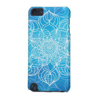 Blue Mandala iPod Touch (5th Generation) Cover