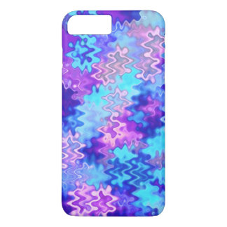 Blue Marble Abstract iPhone 7 Plus Case