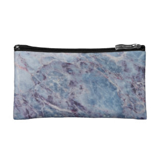 Blue Marble Cosmetic Bag
