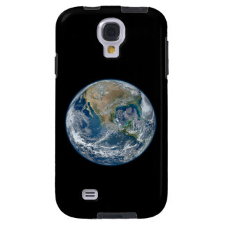 Blue Marble Planet Earth North America Mexico Galaxy S4 Case