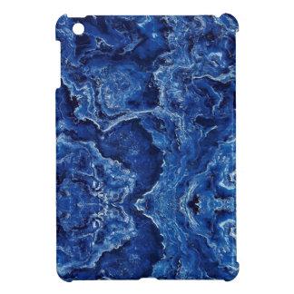 (blue marble stone) iPad mini Cover For The iPad Mini