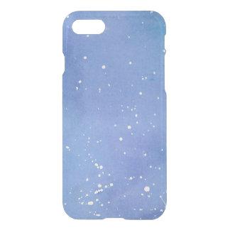 Blue Marble Watercolour Splat iPhone 8/7 Case