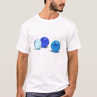 Blue Marbles T-Shirt