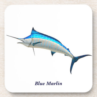 Blue Marlin Coaster