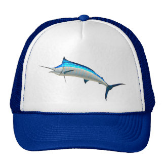 Blue Marlin Game Fishing Cap