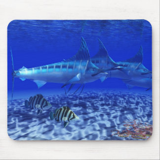 Blue Marlin Pack Mousepad