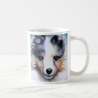 Blue Merle Wonder Coffee Mug