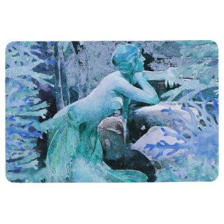 Blue Mermaid Fantasy Mat