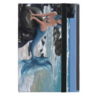 Blue Mermaid IPad mini Case