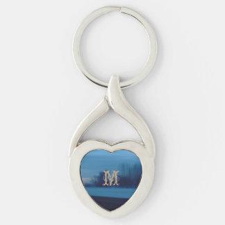 blue mist key chain