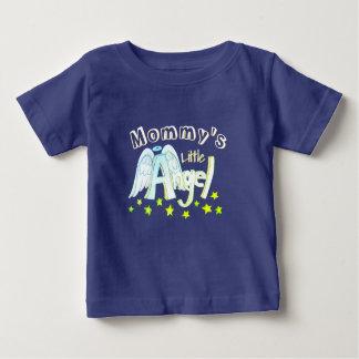Blue Mommy's Little Angel Toddler/baby Shirt