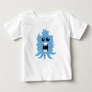 Blue Monster Baby Shirt