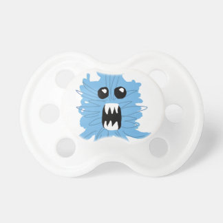 Blue Monster Baby Shirt Dummy