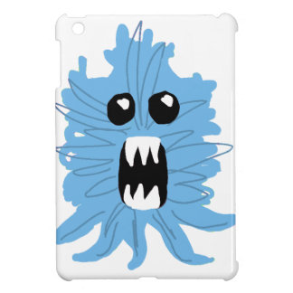 Blue Monster Baby Shirt iPad Mini Cases