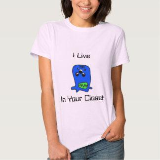 BLUE MONSTER Female T T Shirt