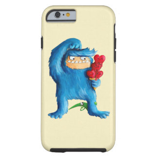 Blue Monster Ice Cream Tough iPhone 6 Case