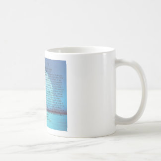 Blue Moon=Desiderata Coffee Mug=Daily Inspiration Coffee Mug