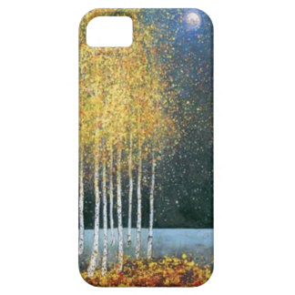 Blue Moon Golden Grove iPhone 5 Covers