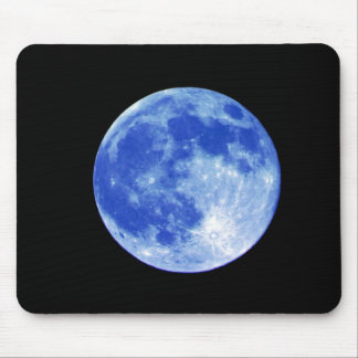 Blue Moon Mousepad