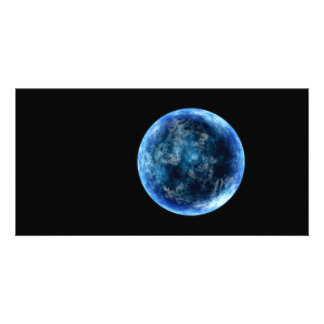 blue moon picture card